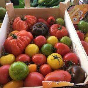 Tomates saveur