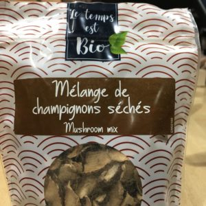 mélange champignon BIO