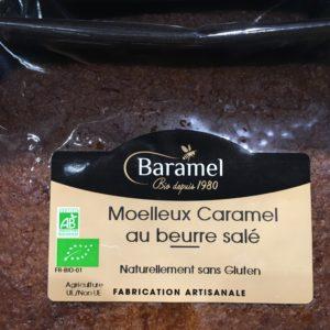 moelleux bio caramel