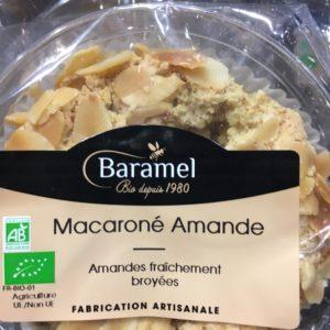 macaroné bio amande