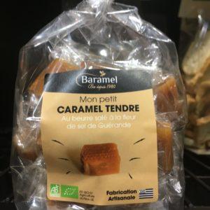 CARAMEL tendre au beurre salé de GUERANDE
