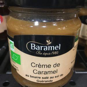crème de caramel