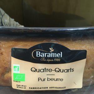 quatre quarts pure beurre