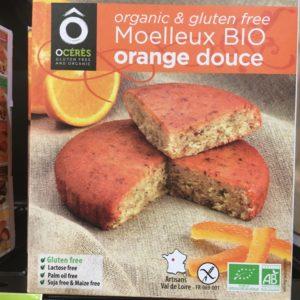 moelleux orange